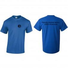 Tričko UNISEX s názvom fakulty (Fakulta verejnej správy)