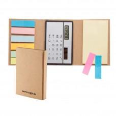 Samolepiace štítky s kalkulačkou