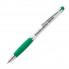 Dotykové guľôčkové pero s názvom fakulty (Prírodovedecká fakulta)