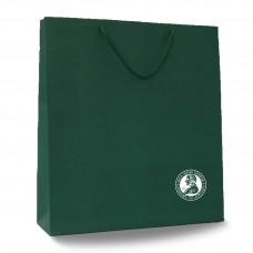 Papierová taška - zelená