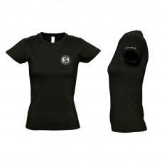 Dámske tričko - čierne