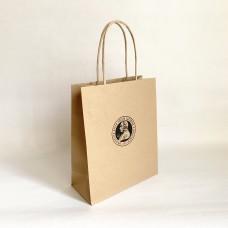 Papierová taška malá s logom univerzity