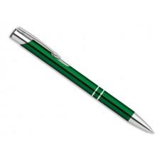 Kovové guľôčkové pero s názvom Prírodovedeckej fakulty